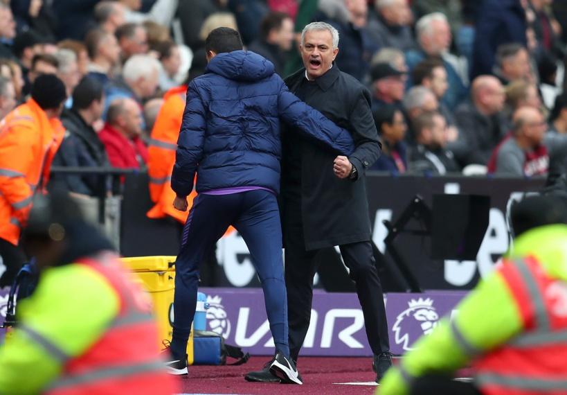 Tottenham renoue avec la victoire pour la première de Mourinho