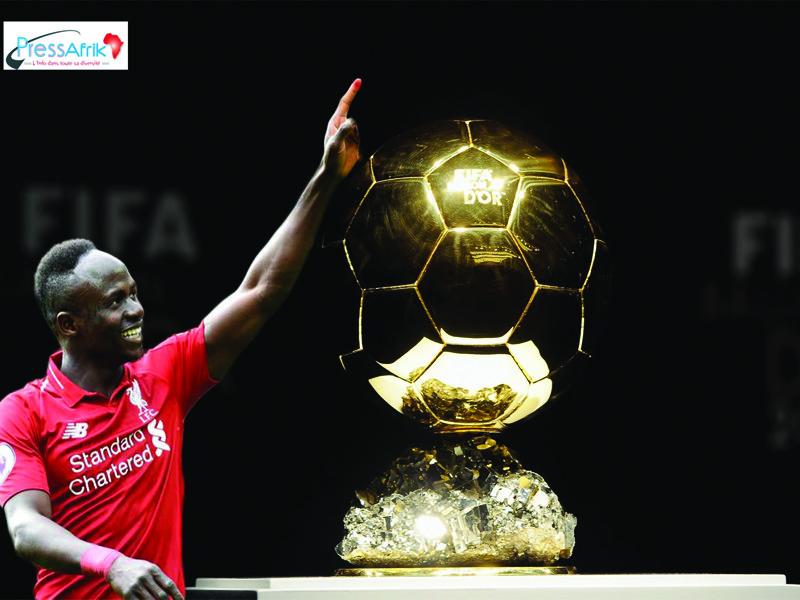 """Faux !!! France Football n'a pas organisé de Shooting à Liverpool pour préparer le Ballon d'Or """"de"""" Sadio Mané"""
