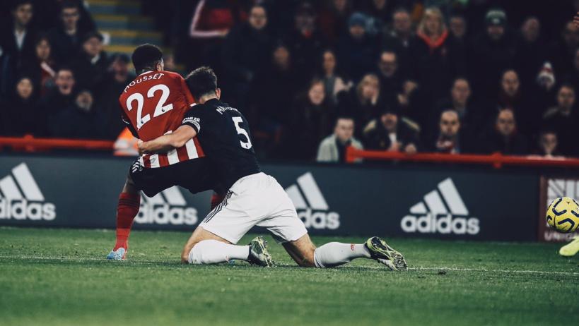 #PremierLeague - Manchester United et Sheffield assurent un spectacle fou (3-3)