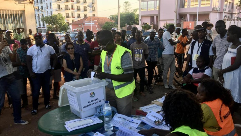 Guinée-Bissau: après un vote sans incident majeur, l'attente des résultats