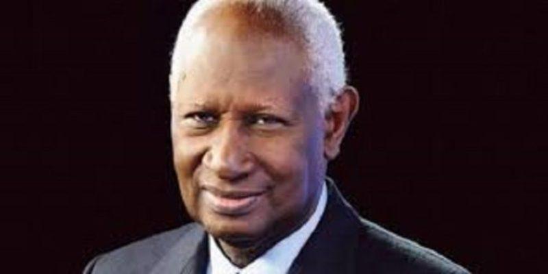 Abdou Diouf rend un vibrant hommage à Collette Senghor et à son époux