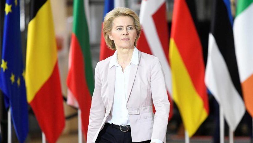 Le Parlement européen élit la nouvelle Commission européenne