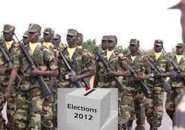 Dakar-Plateau – Second tour présidentiel : début du vote militaire
