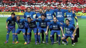 Le Barça dédie sa victoire à Abidal