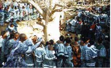 ''LE NDEUP'': Une croyance mystique perpétuée par les jeunes lébous