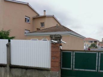 L'école juive Ozar-Hatorah, à Toulouse. Streetview