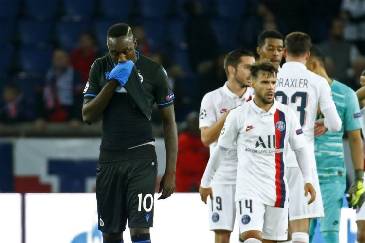 FC Bruges: des bisbilles avec son coach, Mbaye Diagne veut retourner à Galatasaray en janvier