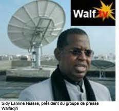 Sidy Lamine Niass, pdg du groupe Walf: Wade ne peut pas m'acheter