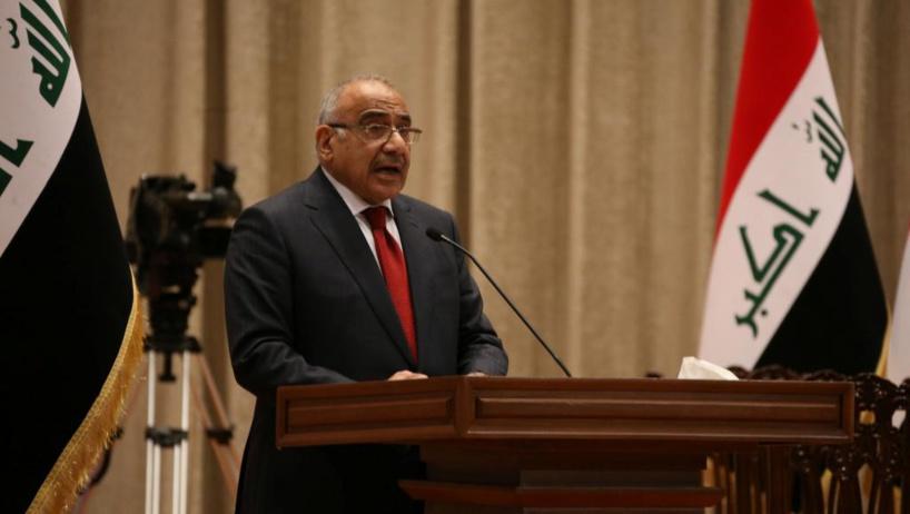 Irak: le Premier ministre annonce qu'il va présenter sa démission au Parlement