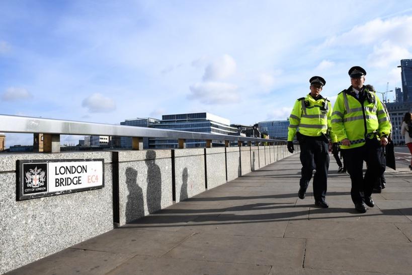 Londres : plusieurs blessés dans une attaque à l'arme blanche