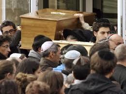 Les victimes de la tuerie de Toulouse inhumées ce mercredi à Jérusalem