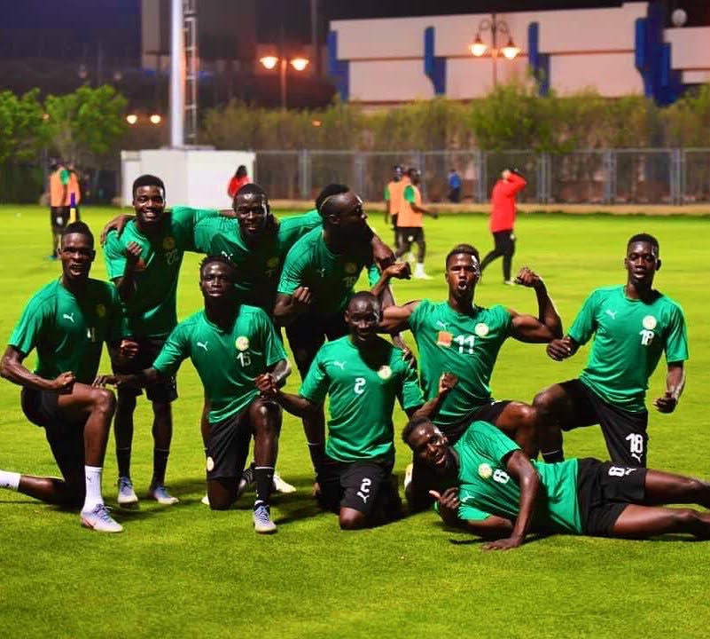 Matchs amicaux: après le Brésil, l'Angleterre veut affronter le Sénégal en mars
