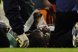 Premier League : Victime d'arrêt cardiaque, Muamba va bien (médecin)