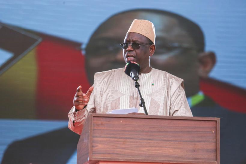 """""""Notre projet avec le Président Macky Sall est de rester au pouvoir jusqu'en 2035"""", selon Mame Mbaye Niang"""