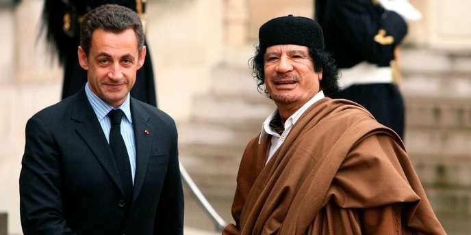 Révélation !!! Un proche de Sarkozy a reçu 1/2 million d'euros d'argent libyen sur un compte secret (Mediapart)