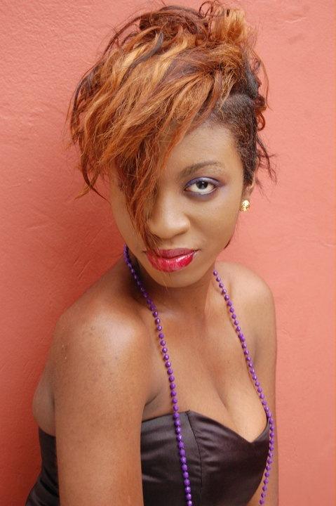 Binou la fille d'Aby Ndour lance une nouvelle collection de vêtements...