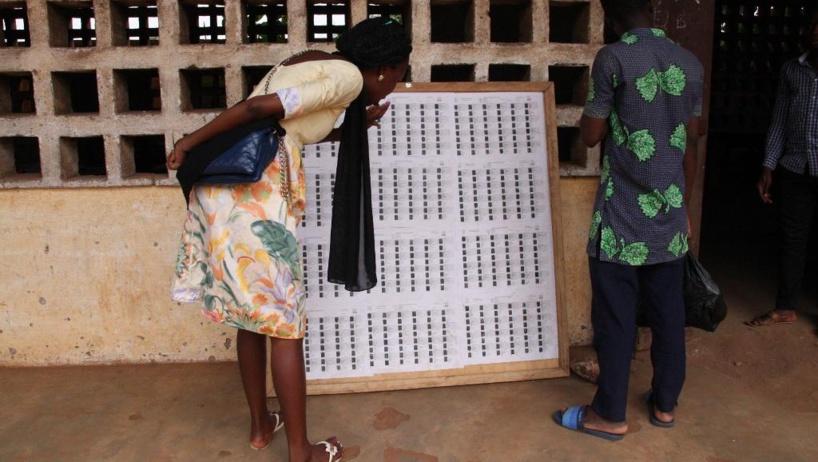 Togo: affluence dans les bureaux d'enregistrement sur les listes électorales