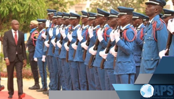 Police : le ministre de l'Intérieur annonce le recrutement de 1.000 éléments