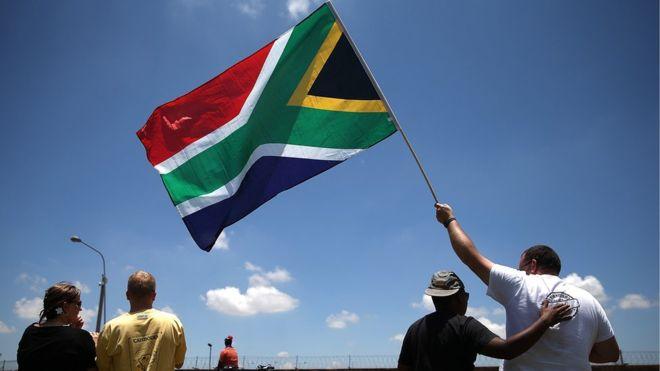 Un présumé groupe terroriste arrêté en Afrique du Sud