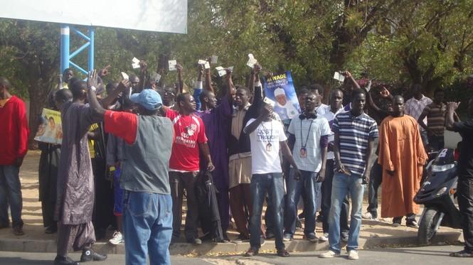 Des disciples de Béthio Thioune arrêtés au Point-E