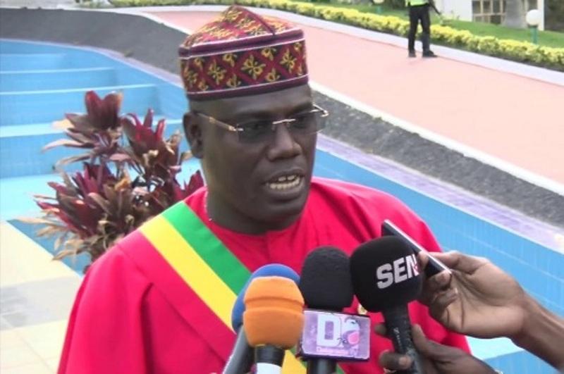 Cheikh Mbacké Bara Doly aux députés : « ne vous fatiguez pas, Touba ne paiera pas l'eau »