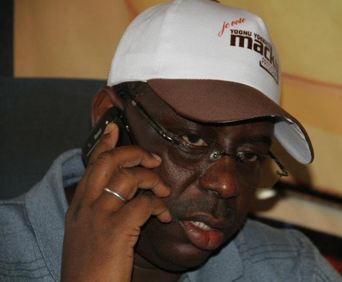 Wade a félicité Macky Sall, le QG de Macky2012 explose d'allegresse