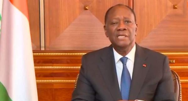 """Ouattara exhorte ses homologues à trouver des """"financements durables"""" pour faire face aux défis sécuritaires"""