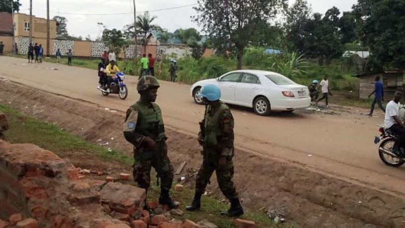 RDC: le centre de Beni, refuge pour les habitants de la périphérie