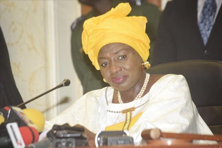 """""""Populations et élus locaux doivent se conformer aux exigences d'une occupation responsable du sol"""", selon la présidente du Cese Aminata Touré"""