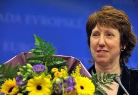 Union européenne : Catherine Ashton salue l' « esprit de responsabilité de Me Abdoulaye Wade »