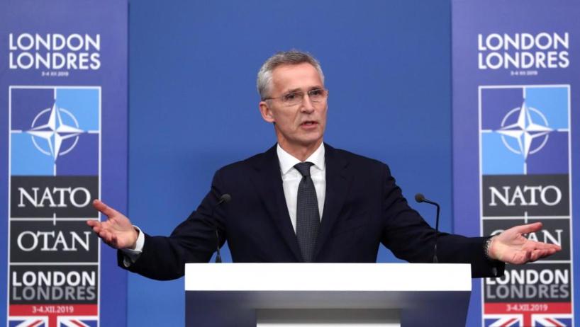 Les dirigeants de l'Otan adoptent une déclaration finale malgré les différends