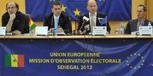 Second tour de la présidentielle : La MOE de l'UE recommande la non-utilisation des ressources publiques pour la campagne