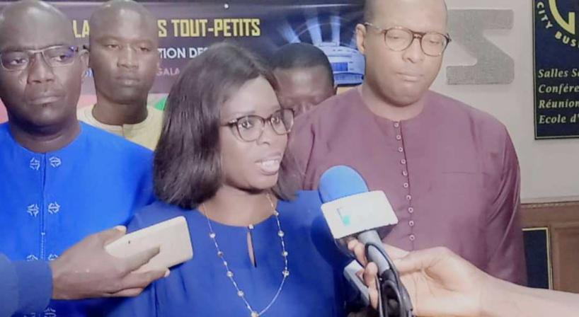 SNPECTP : Thérèse Faye Diouf annonce la promotion des soins attentifs à travers l'utilisation des TICE