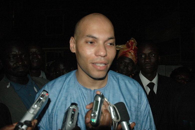 Gestion de Karim Wade : rien à signaler selon le père