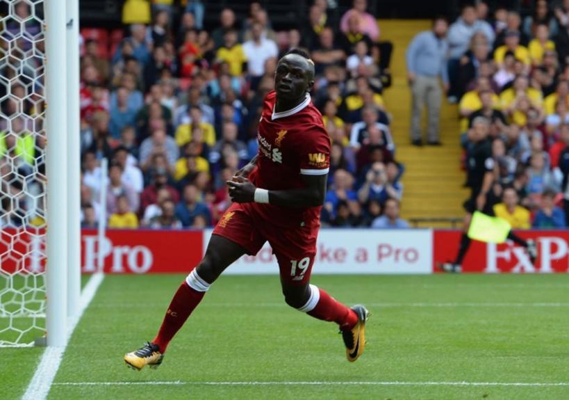 #PremierLeague - Un but et deux passes décisives pour Mané