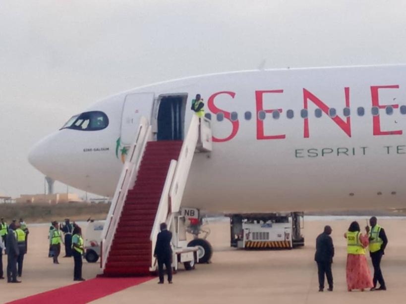 Nouvelle flotte Air Sénégal: le Gouvernement espère atteindre la barre des 3 millions de touristes en 2022