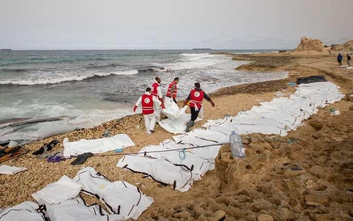 Au moins 58 migrants morts dans un naufrage au large de la Mauritanie