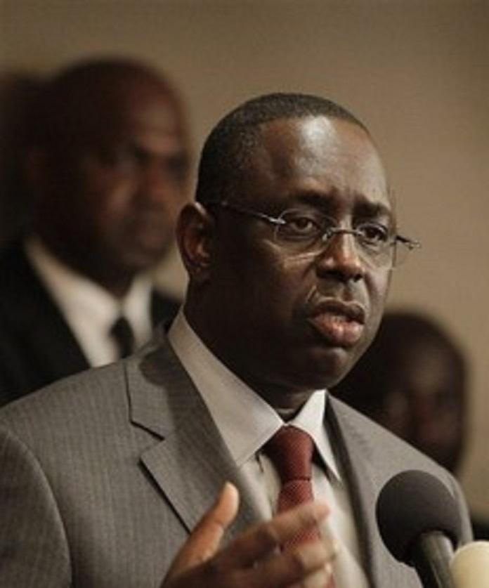 Sénégal - Macky Sall: Pour un contrat de confiance et de succès
