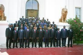 Démission du gouvernement de Souleymane Ndéné Ndiaye (Officielle)