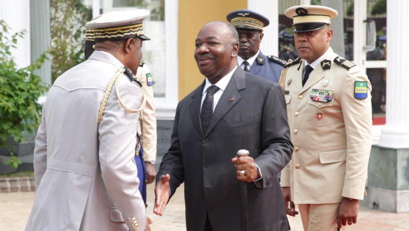 Ali Bongo nomme son fils à la présidence de la république