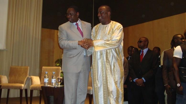Feuille d'audience du Président Macky de ce vendredi : Cheikh Tidiane Gadio et Aminata Tall