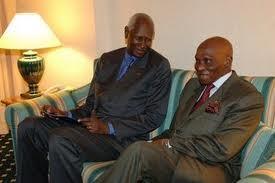 Election de Macky Sall : Abdou Diouf rend hommage à Me Wade