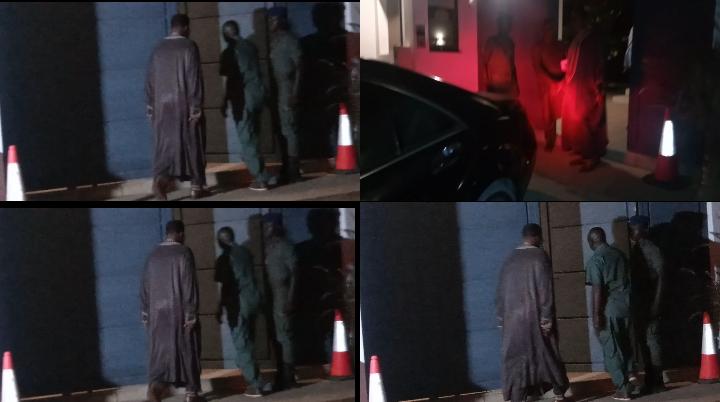 Madické Niang reçu par Wade dans la soirée du samedi pendant plus d'une heure