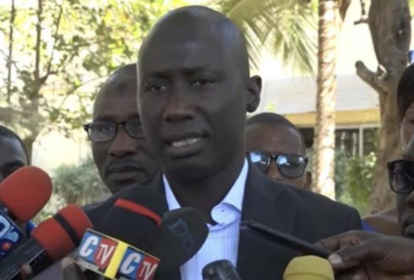 """Réquisition des travailleurs de la SDE : Dame Mbodji du G20 parle de """"décret nul et non avenu"""""""