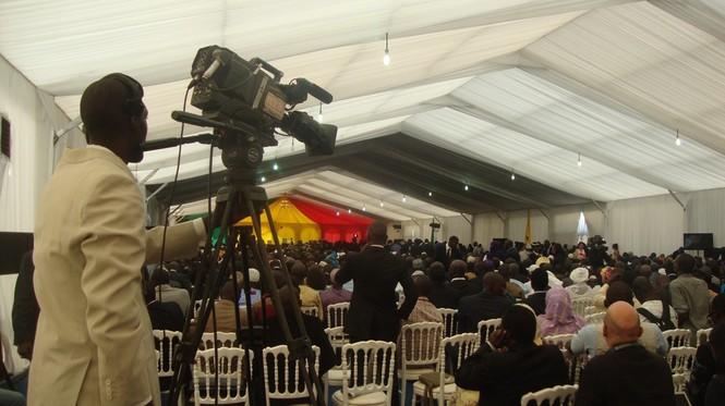 Suivez en direct l'Investiture du nouveau Président Macky Sall