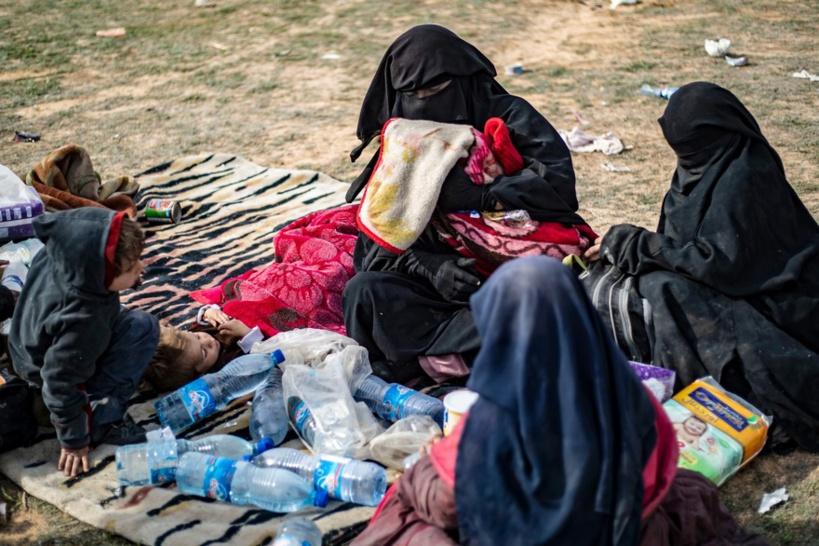 La Turquie renvoie onze femmes et enfants français, proches de jihadistes présumés