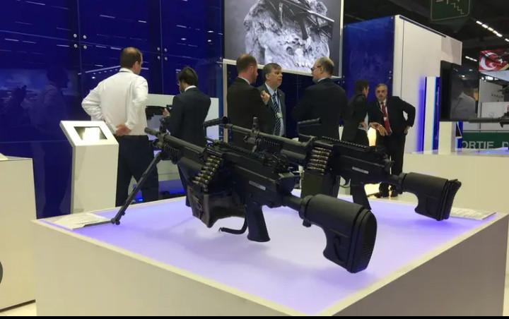 Les ventes d'armes en hausse de près de 5 % dans le monde, les Etats-Unis toujours en tête