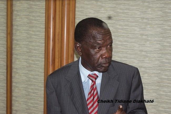 Prestation de serment de Macky Sall: La fausse note du président du Conseil constitutionnel