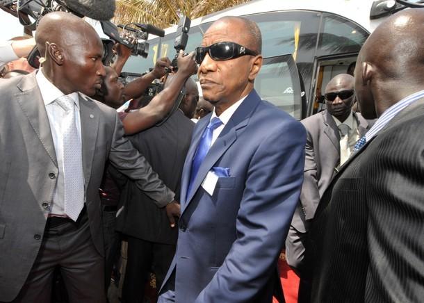 Le président de la République de Guinée Conakry