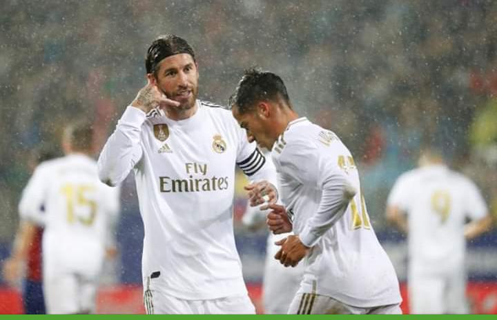 Ramos propose deux types de Ballon d'Or: un pour Messi et CR7 et un 2e pour les autres joueurs